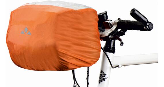 VAUDE Raincover for Handlebar Bag pomarańczowy